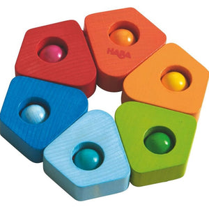 Haba - Clutching Toy  - Color Splodge