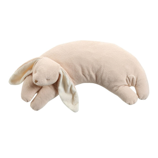 Angel Dear - Curved Pillow - Biege Bunny