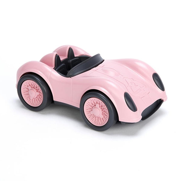 Green Toys - Race Car - Pink