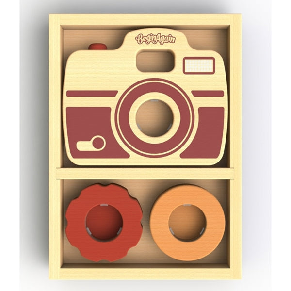 Beginagain Toys - Shutterbug Camera
