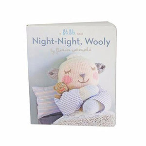 Blabla Dolls - Book Night-Night Wooly