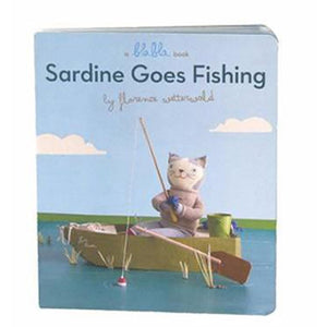 Blabla Dolls - Book Sardine Goes Fishing