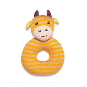 Apple Park - Farm Buddies Teething Rattle - George Giraffe