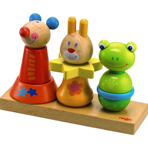 Haba - Animal Trio Set