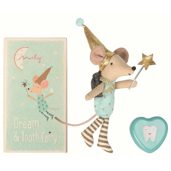 Maileg - Tooth Fairy Big Brother Mouse