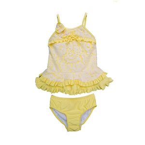 Isobella and Chloe - Joy Tankini - Yellow