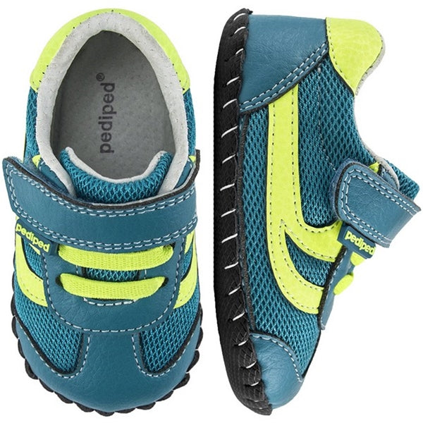 pediped - Cliff Aqua/Lime