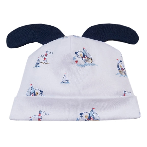 Kissy Kissy - Harbor Master  Print Hat