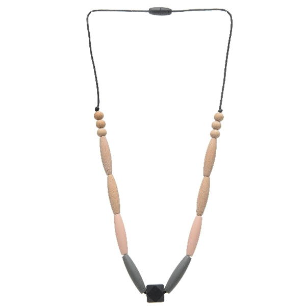 Chewbeads - Bedford Necklace - Blush