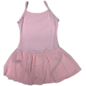 Danshuz - Cami Dress Georgette Skirt - Pink