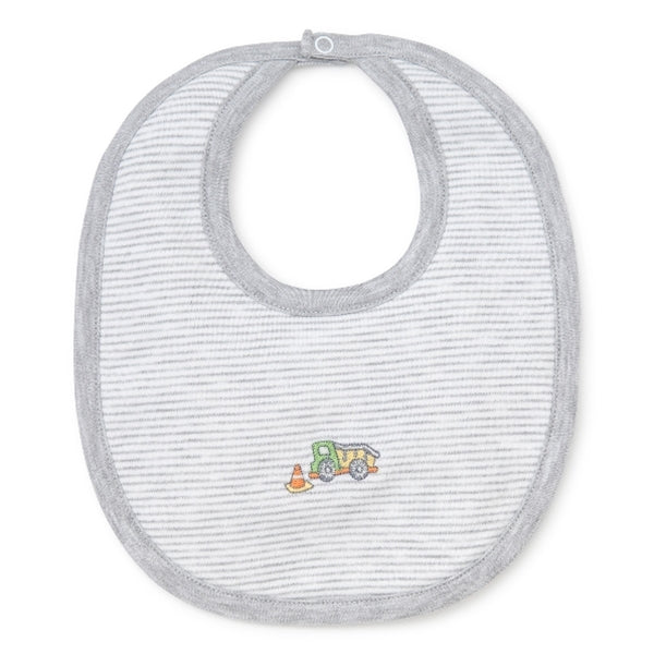 Kissy Kissy - Dig It - Stripe Bib