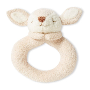 Angel Dear - Ring Rattle - Fawn