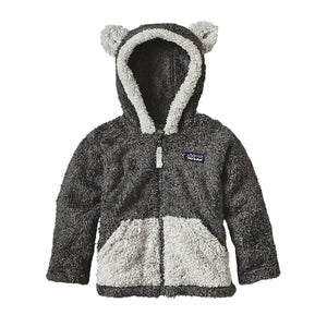 Patagonia - Baby Furry Friends Hoody - Forge Grey