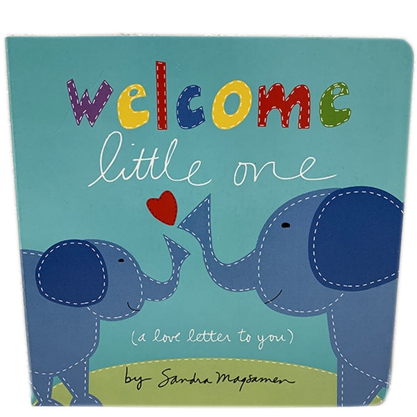 Sourcebooks - Welcome Little One