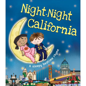 Sourcebooks - Night-Night California
