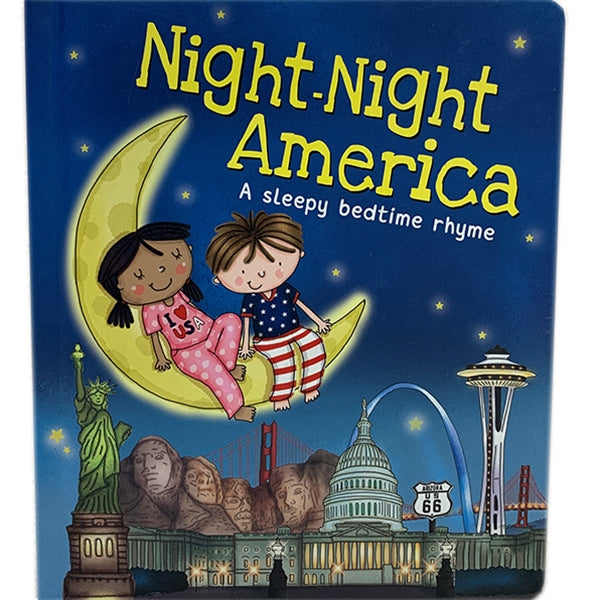 Sourcebooks - Night-Night America