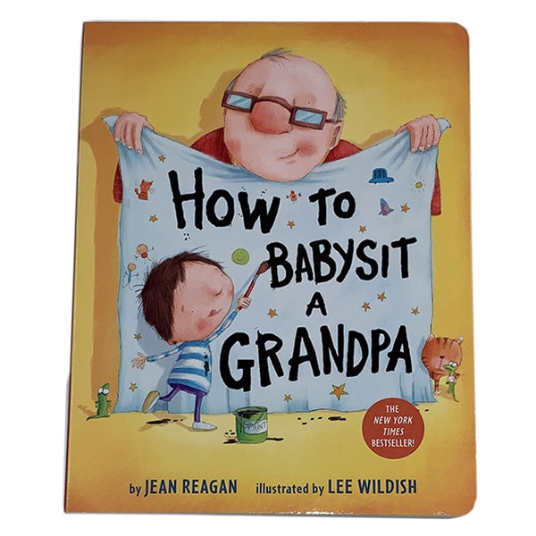 Penguin Random House - How to Babysit A Grandpa
