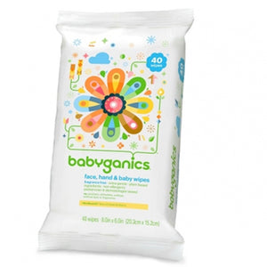 Babyganics - Baby Wipes