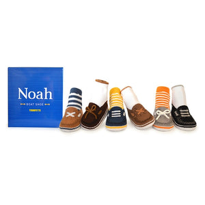 Trumpette - Noah 6 Pack Assorted Socks