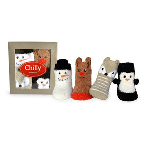 Trumpette - Chilly 4 Pack Assorted Socks