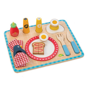 Tender Leaf Toys - Breakfast Tray
