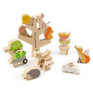 Tender Leaf Toys - Stacking Garden Friends