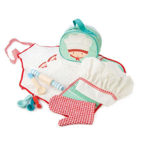 Tender Leaf Toys - Chefs Bag Set
