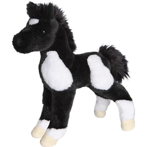 Douglas - Runner Black and White Paint Foal