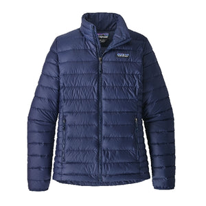 Patagonia - Womens Down Sweater - Classic Navy