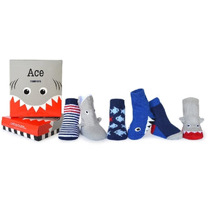 Trumpette - Ace 6 Pack Assorted Socks