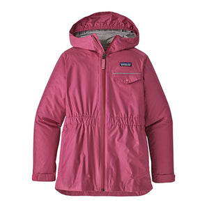 Patagonia - Girls' Torrentshell Jkt - Reef Pink
