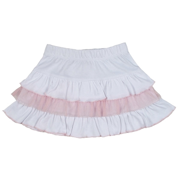 Kissy Kissy - My First Birthday  Skirt - Wh./Pink