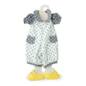 Bunnies By The Bay - Dotty Romper - Doll Clothes