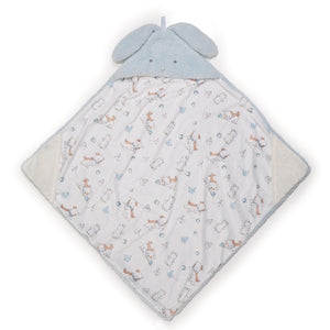 Bunnies By The Bay - Bud Hooded Blanket