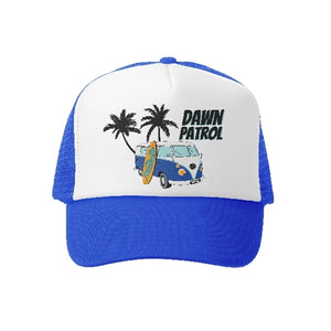 Grom Squad - Dawn Patrol - Royal/White