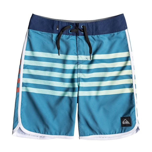 Quiksilver - Boy's 8-16 Everyday Grass Roots  Boardshorts - SOUTHERN OCEAN