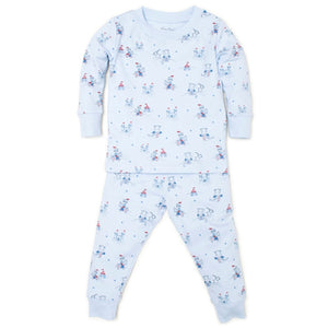 Kissy Kissy - Dragons Den - Toddler Print Pajama Set - Snug Fit