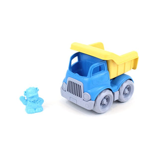Green Toys - Construction Truck - Dumper Yellow