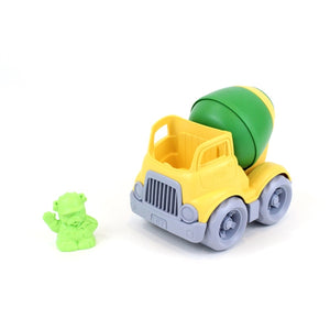 Green Toys - Construction Truck - Mixer Green