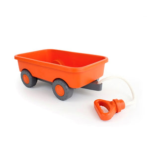Green Toys - Wagon - Orange