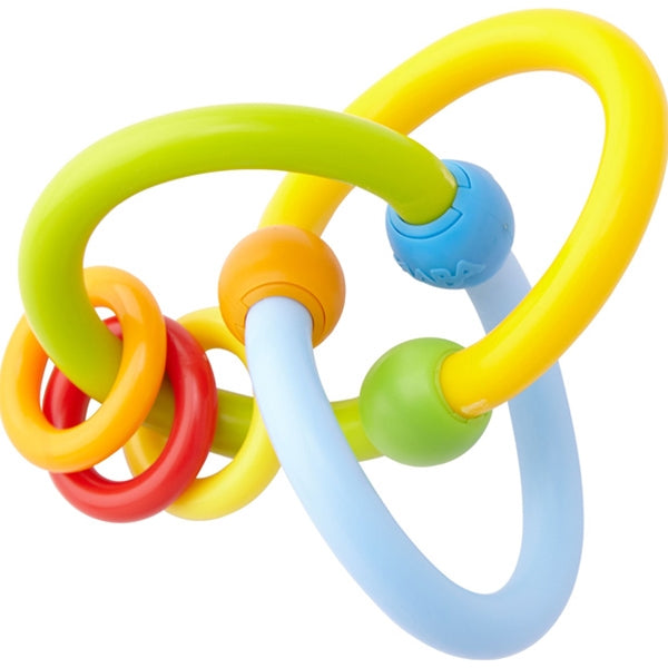Haba - Clutching Toy Plastic Roundabout