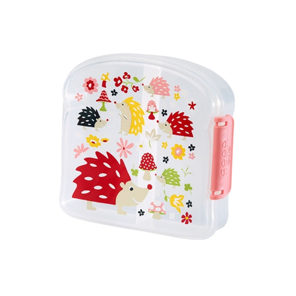 Ore - Good Lunch Sandwich Box - Hedgehog