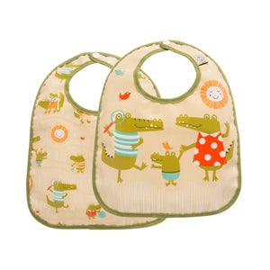 Ore - Mini Bib Gift Set-of-Two - Ollie Gator