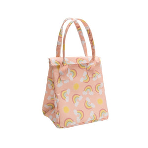 Ore - Good Lunch Grab and Go Tote - Rainbows and Sunshine