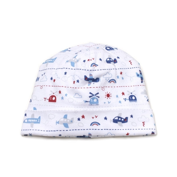 Kissy Kissy - Sky Riding - Print Hat