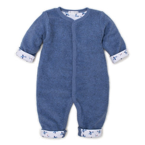 Kissy Kissy - Sky Riding - Sherpa Reverse Playsuit