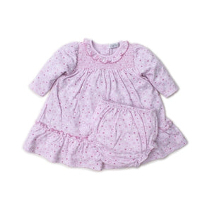 Kissy Kissy - Wooly Llamas - Dress Set