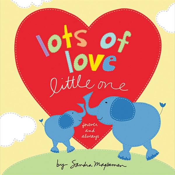Sourcebooks - Lots of Love Little One