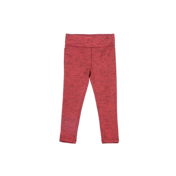 Mimi and Maggie - Salt and Pepper Leggings - Burgandy