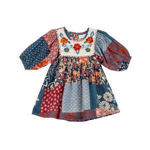 Mimi and Maggie - Artisan Embroidered Dress